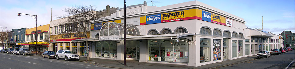 E Hayes and Sons - Dee Street, Invercargill, New Zealand