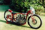 1920 Indian Scout - The World´s Fastest Indian