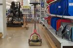Easy Lawn Mower - push reel mower