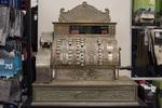 1893 Shop Cash Register - made by the National Cash Register Co., Dayton, Ohio, USA