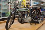1922 Triumph Ricardo 500cc