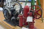 Gould Water Pump driven by Associate Petrol Engine 1920´s